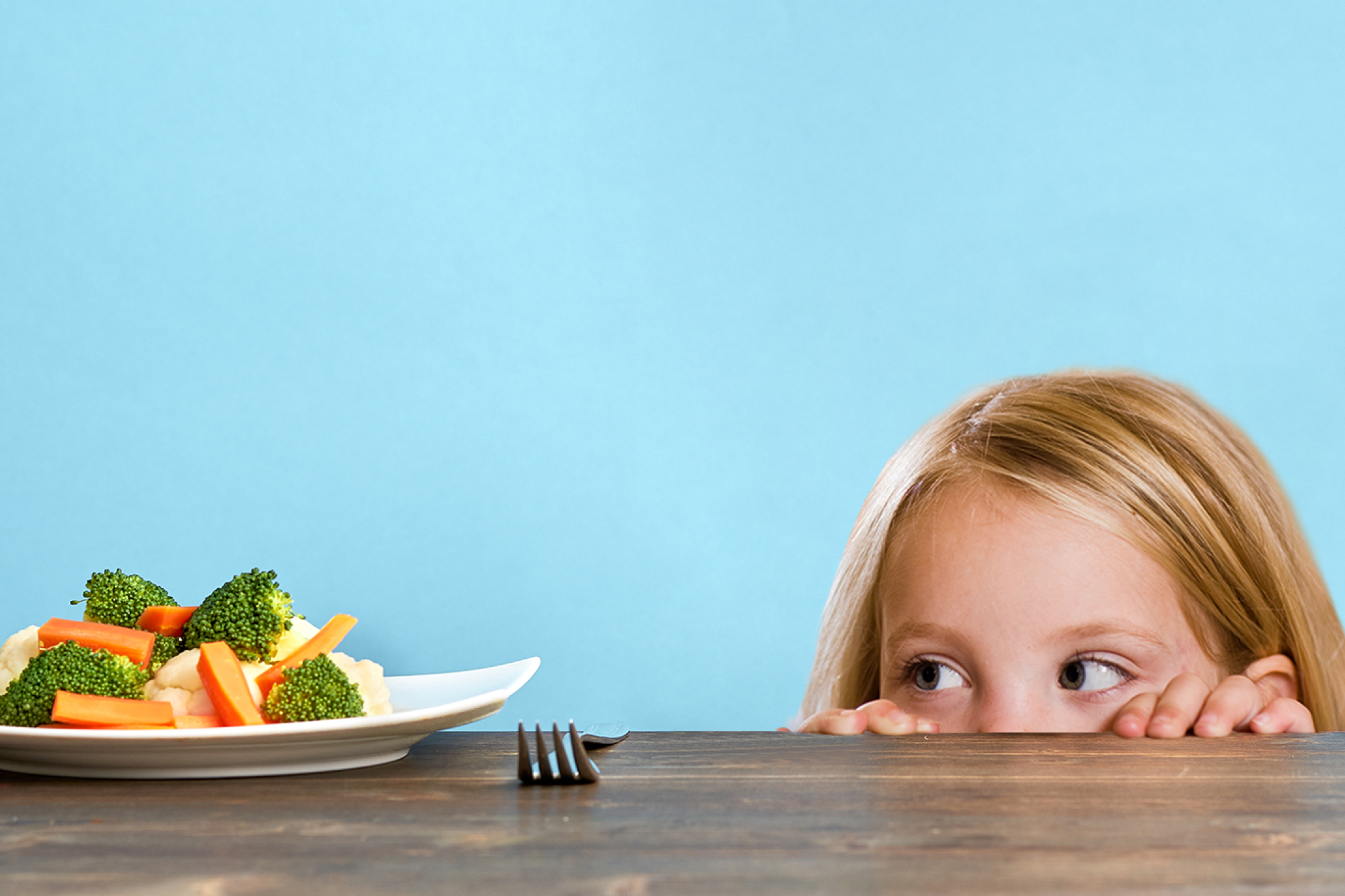 6 tricks to try on your fussy eaters